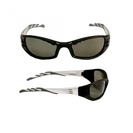 Ochelari de protecție cu lentile gri, polarizate + etui din microfibră, 3M™ Fuel™