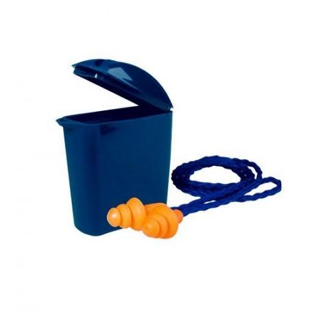 Antifoane interne reutilizabile, cu șnur, cu casetă, 3M™ 1271