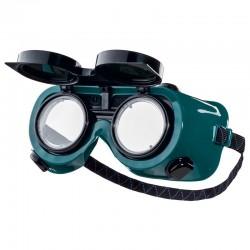 Ochelari de protecție pentru sudori cu lentile rabatabile DIN5, TEKTOR
