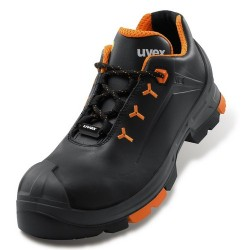 Pantofi de protecție cu bombeu din material compozit ,S3 SRC ESD, UVEX 2 6502.2