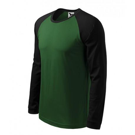Tricou cu mânecă lungă, 100% bumbac, STREET LS 130