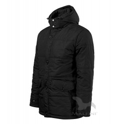 Jachetă de iarnă, vătuită, pentru bărbați, NORDIC 523