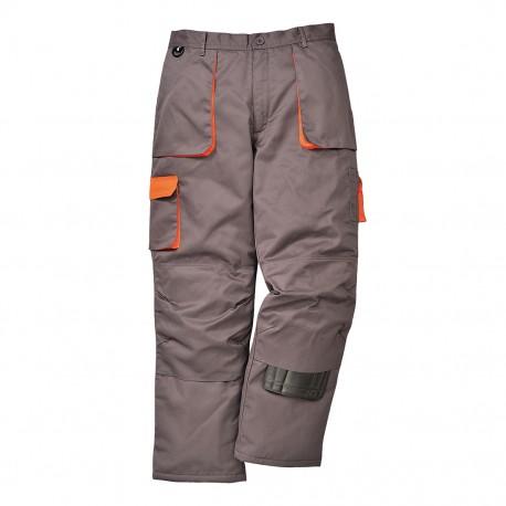 Pantaloni de lucru, căptușiți, TEXO CONTRAST, TX16