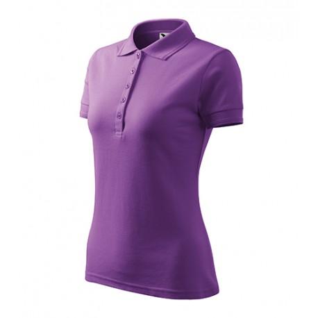 Tricou polo pentru damă, PIQUE POLO 210